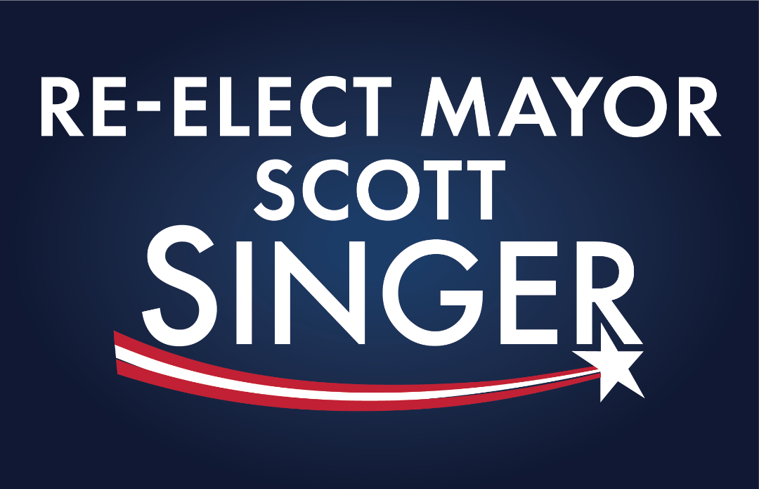 Re-Elect Mayor Scott Singer
